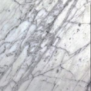 bianco carrara polished marble