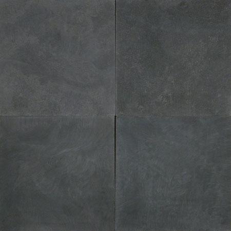 Black Honed Limestone Kota Tile