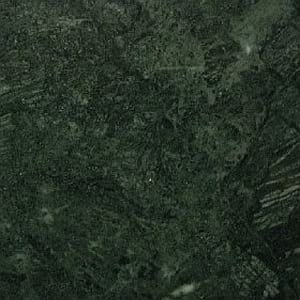 dark green polished marble