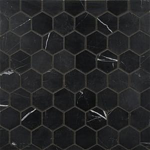 nero maquina honed hexagon