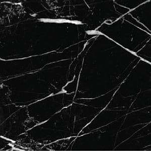 nero marquina polished marble