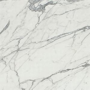 statuario polished marble tiles