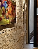 stone feature walls