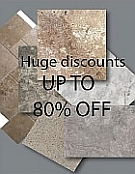 stone tile clearance-specials