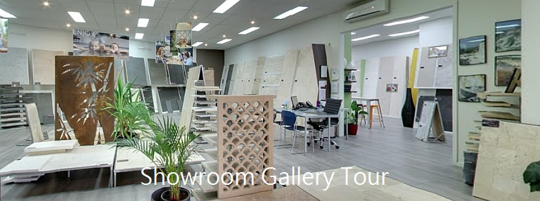 tile showroom gallery tour