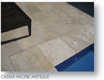 Crema Pacific Antique Marble Pavers 2