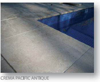 Crema Pacific Antique Marble Pavers