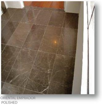 Oriental Emprador Marble Tile 2