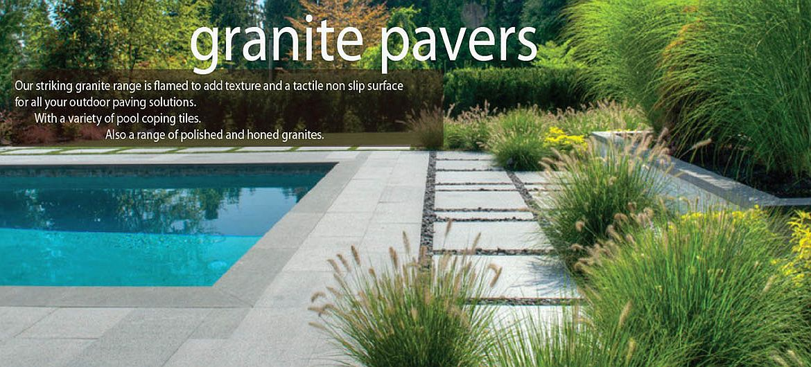 Granite Tiles & Pavers