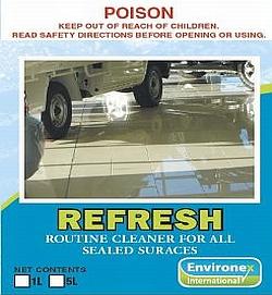 Refresh stone cleaner