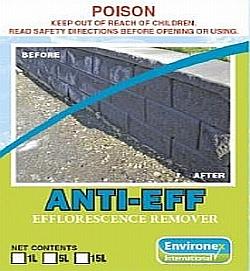 anti eff stone cleaner