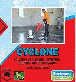 cyclone stone cleaner