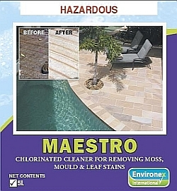 maestro stone cleaner