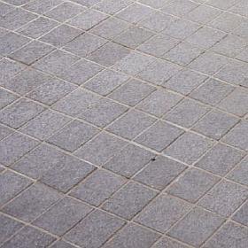black pearl granite cobblestones
