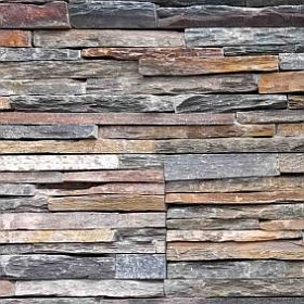 dahmi rough stone wall cladding