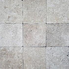 tuscan travertine cobblestones