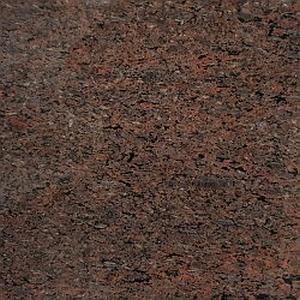 polished fox brown granite