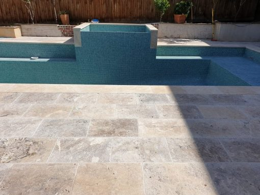 argento-french-pattern-travertine-tiles-pool-brick-pattern