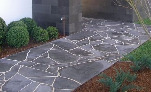 bluestone-sawn-crazy-random-paving-tiles-pavers-front-path
