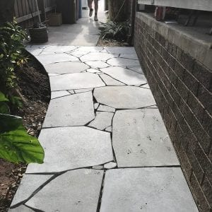 bluestone-sawn-crazy-random-paving-tiles-pavers-side-path