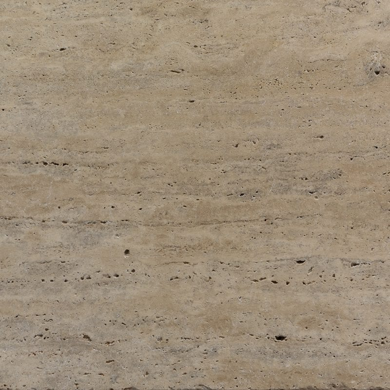 Cashmere Vein Cut Unfilled & Tumbled Travertine