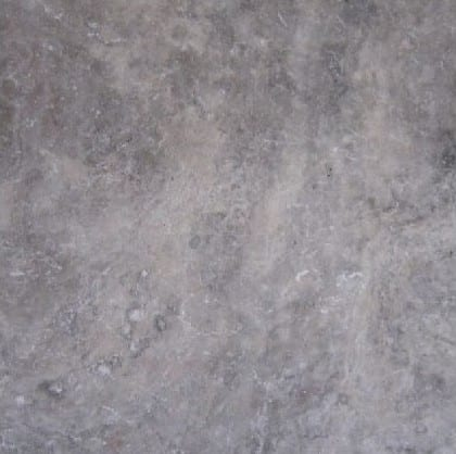 Silver Premium Travertine Unfilled & Tumbled