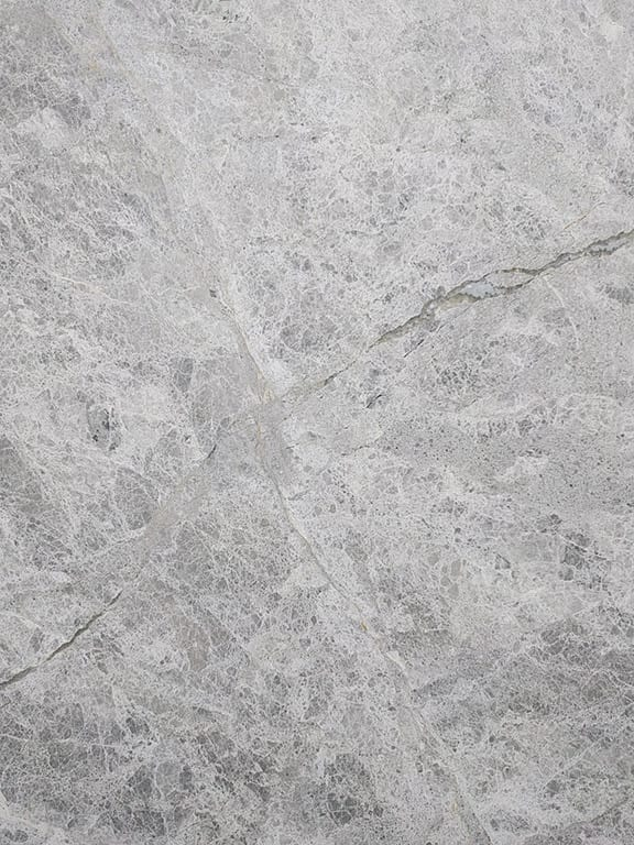Tundra Grey Honed Marble Tiles