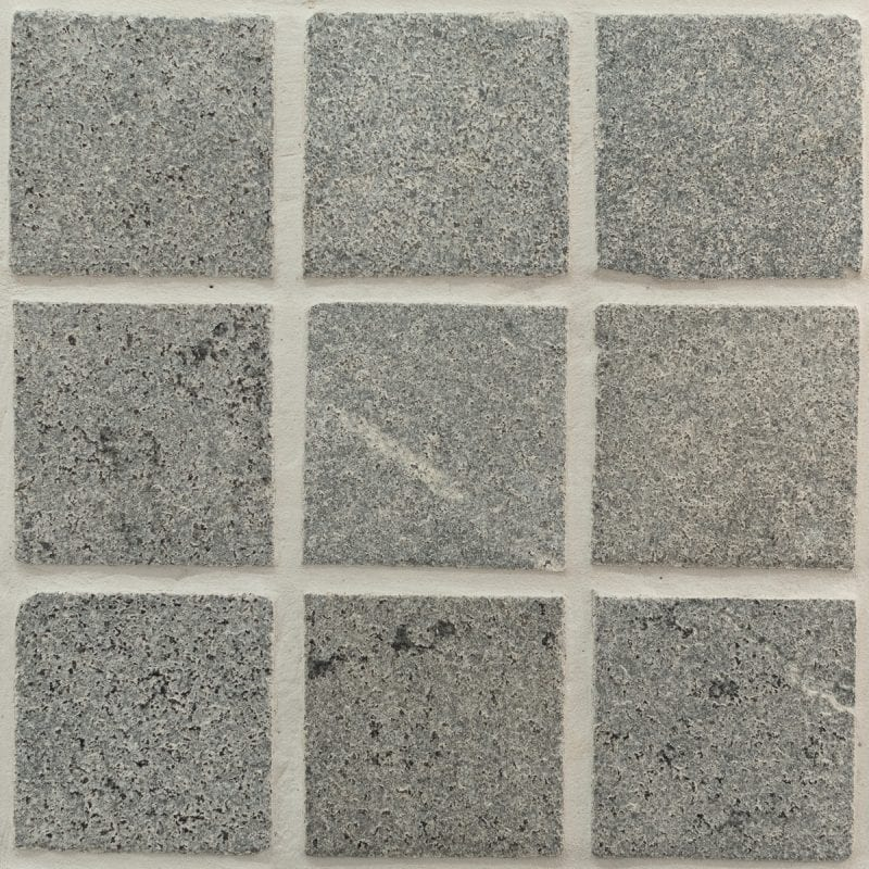 Silver Grey Granite Cobblestones
