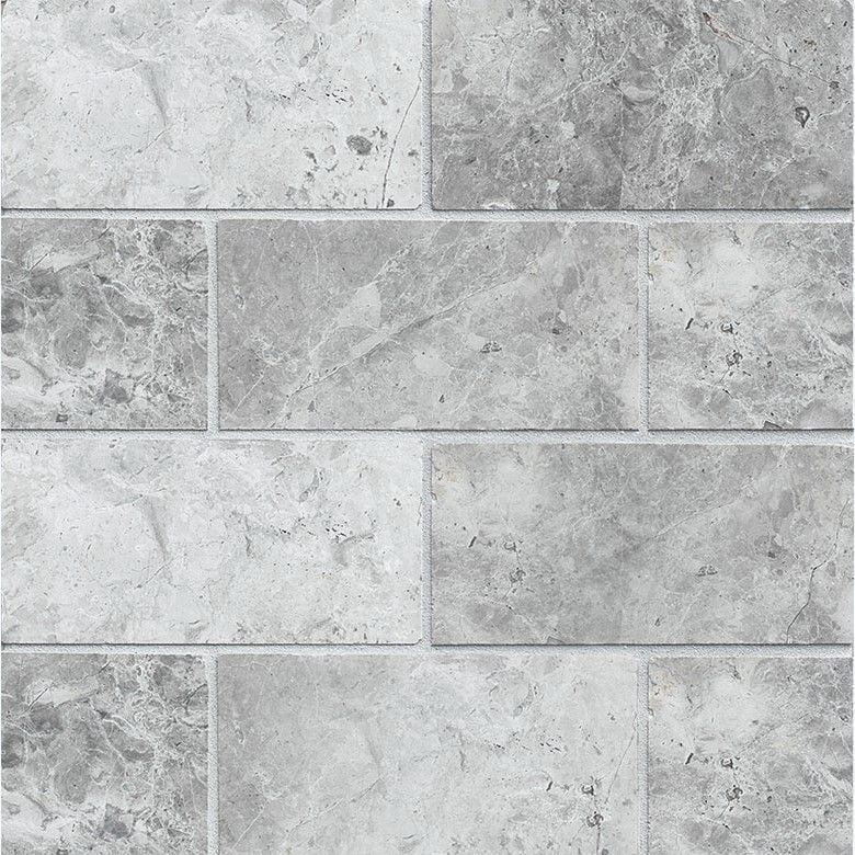 Tundra Grey Honed Subway Tiles