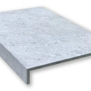 royal-grey-sandblasted-marble-pool-step-coper