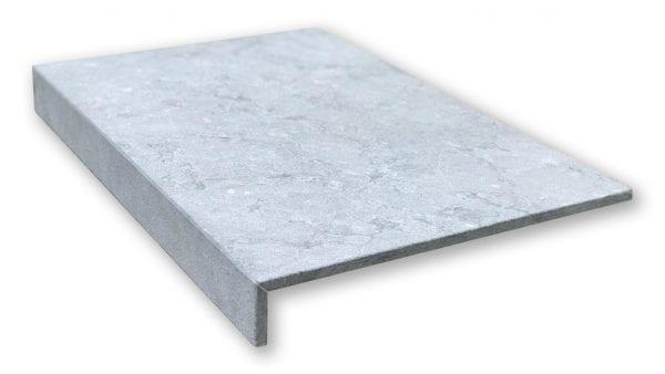 royal-grey-sandblasted-marble-pool-step-coper