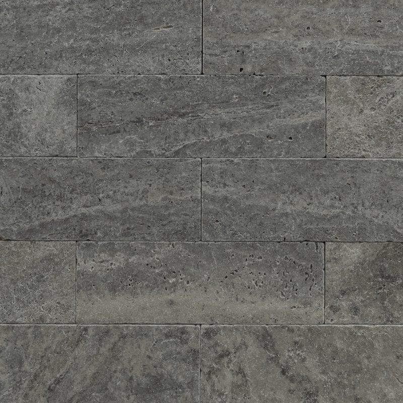 Silver Travertine Subway Tiles Rms Traders Natural