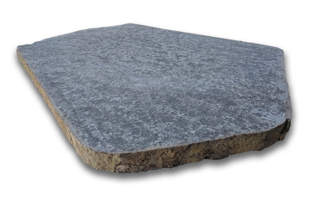 Flamed Bluestone Stepping Stones