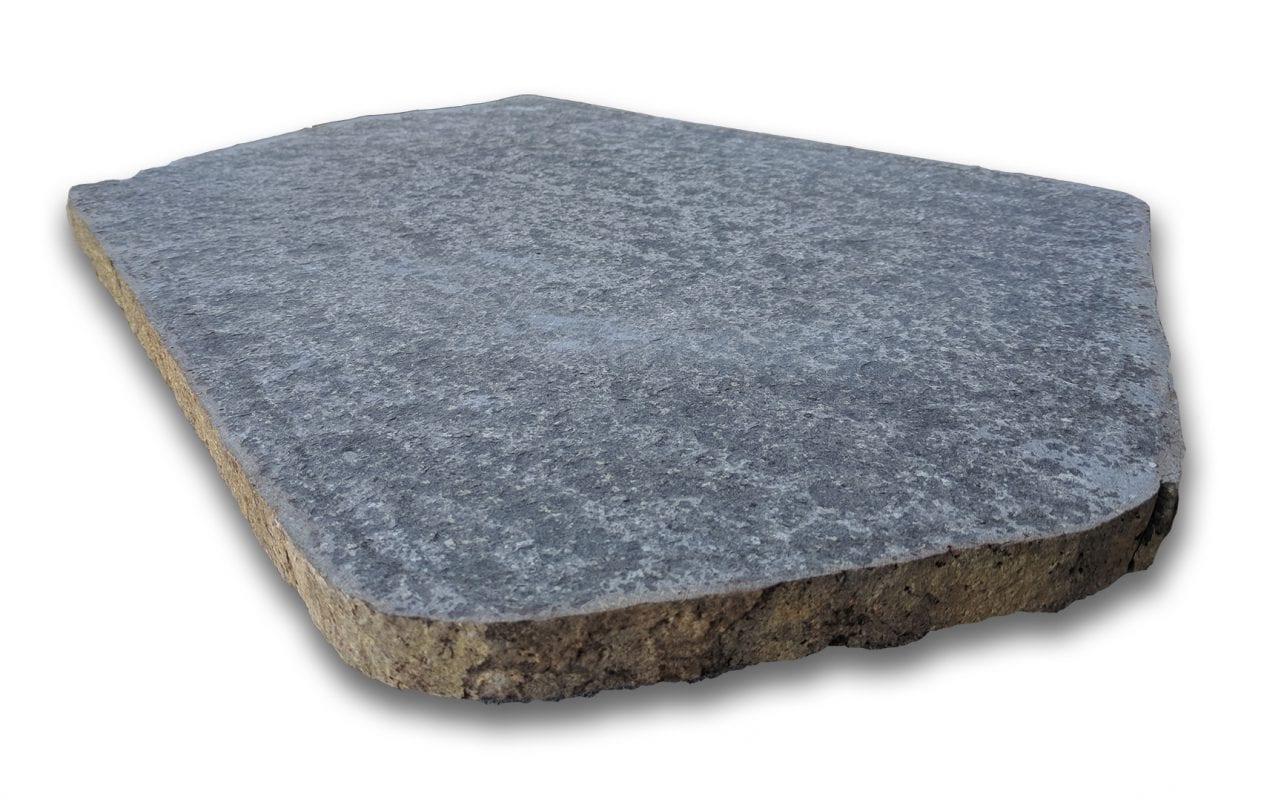 Flamed Bluestone Stepping Stones