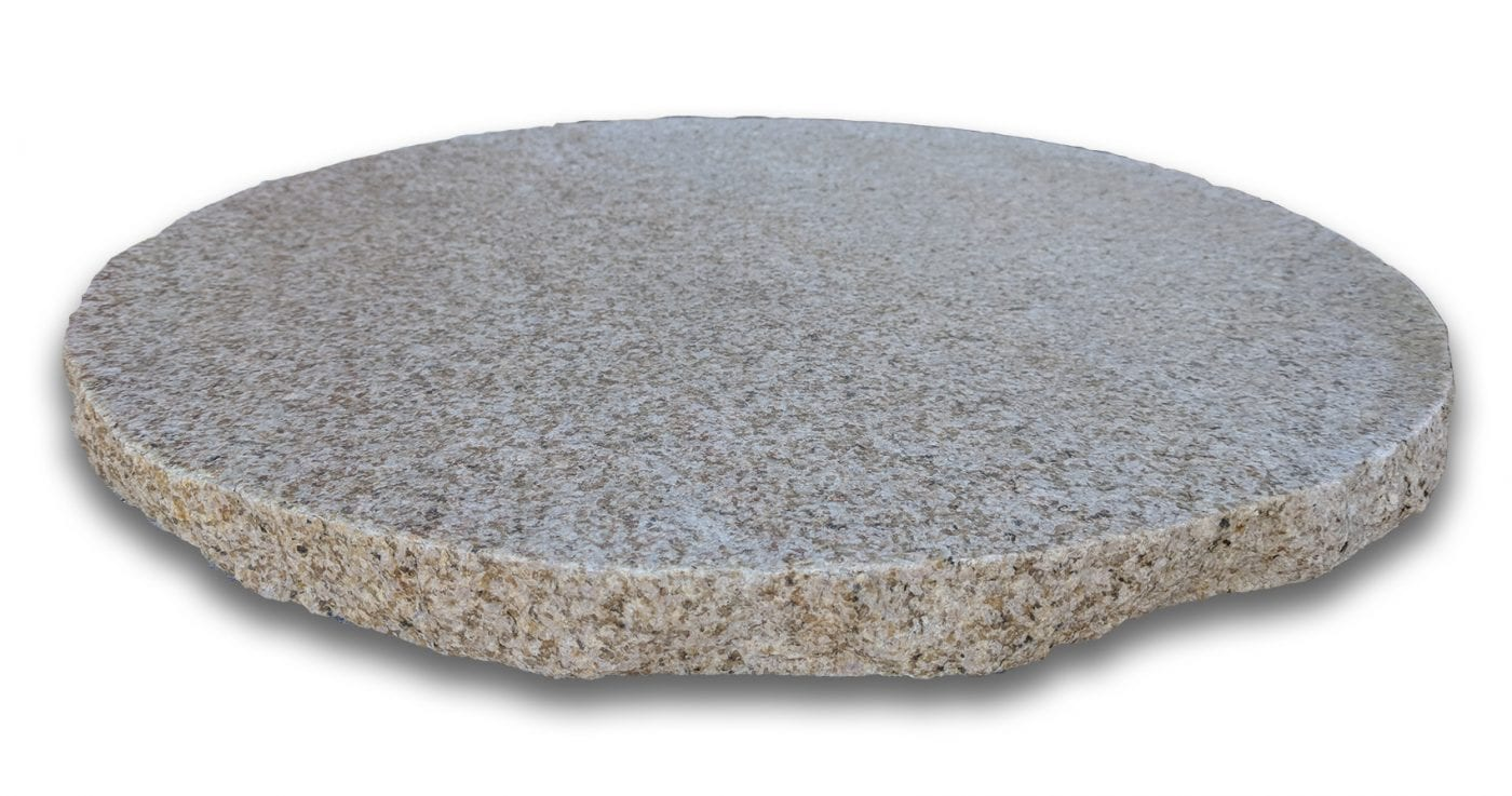 Sunset Granite Stepping Stones