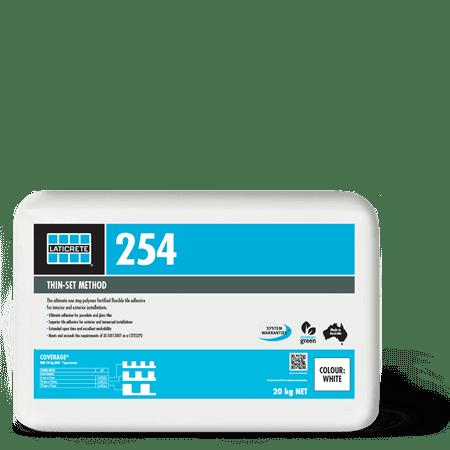 Laticrete 254 Stone Adhesive   Grey & Off White   Stone Wall Cladding (Premium glue)
