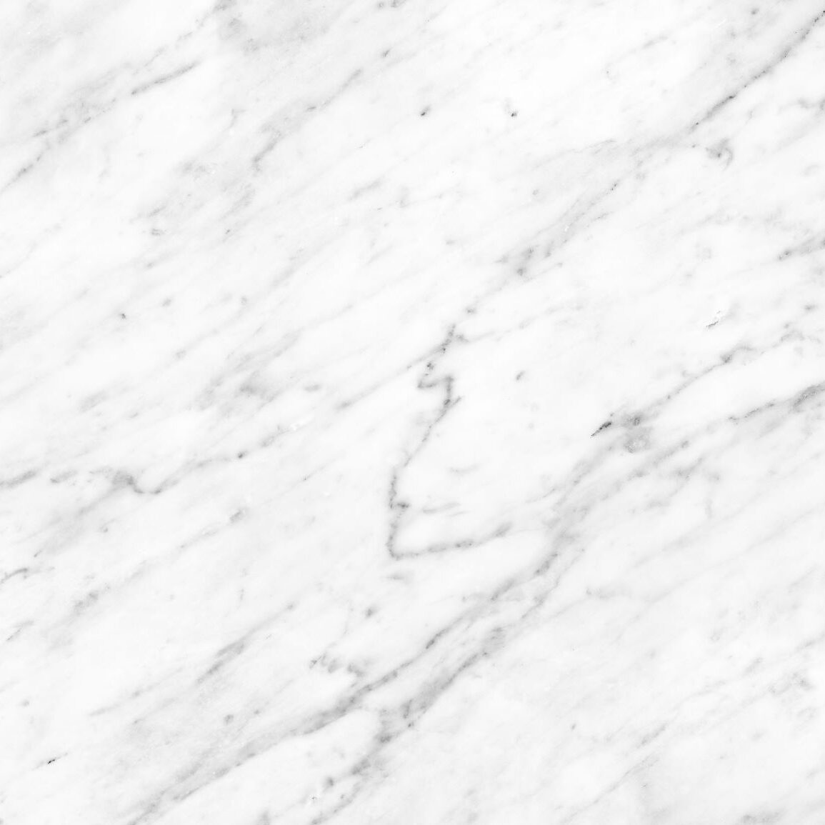 Bianco Carrara Honed Marble Tiles