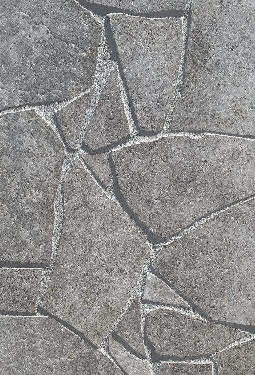 LONDON GREY LIMESTONE CRAZY PAVING STONE TILSE BY RMS TRADERS