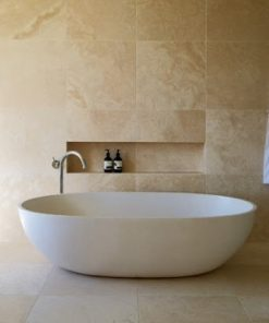 ITALIAN TRAVERTINE FILLED AND HONED RMS TRADERS