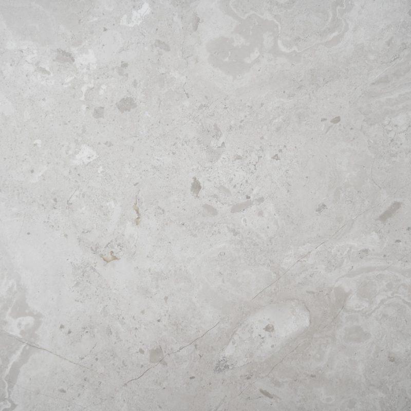 Perlino Bianco Cross-Cut Honed Limestone Tiles