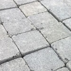 Bluestone Tumbled Cobble Stone