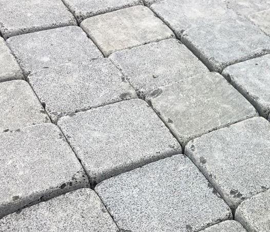 Bluestone Tumbled Cobble Stone